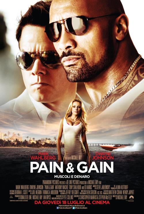 Pain & Gain - Muscoli e Denaro film
