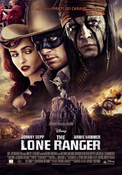 The Lone Ranger film
