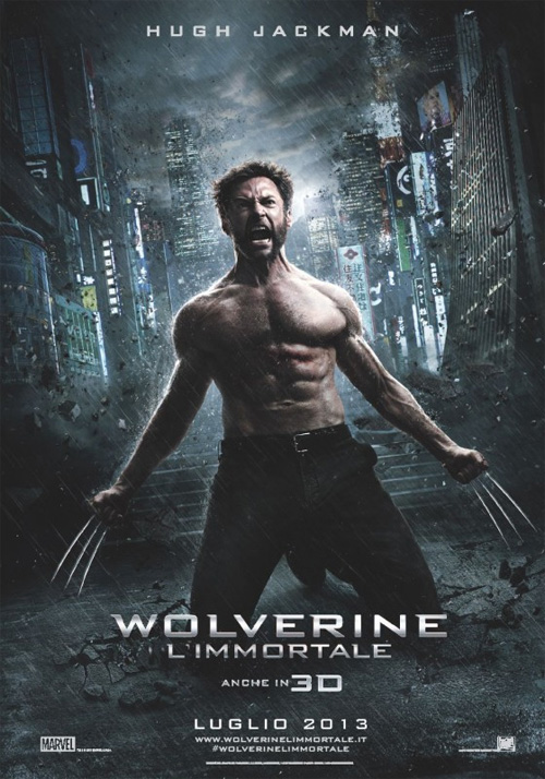 Wolverine: L'Immortale film