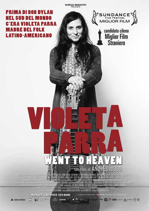 Violeta Parra Went to Heaven Film