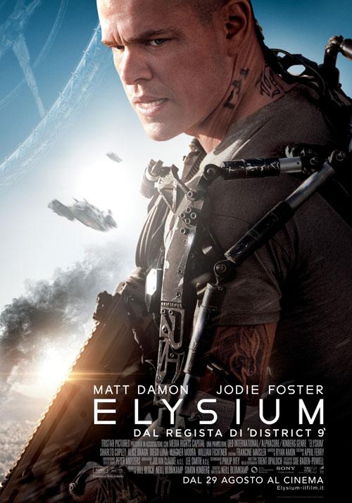 Elysium film