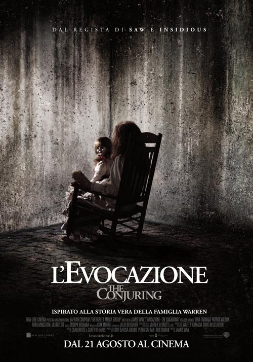 L'Evocazione - The Conjuring film