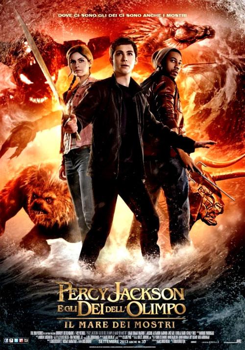 Percy Jackson e gli Dei dell'Olimpo film