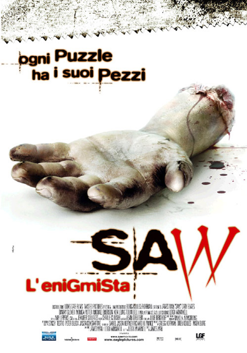 Saw - l'enigmista film