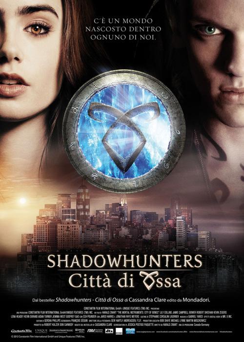 Shadowhunters - Città di Ossa film