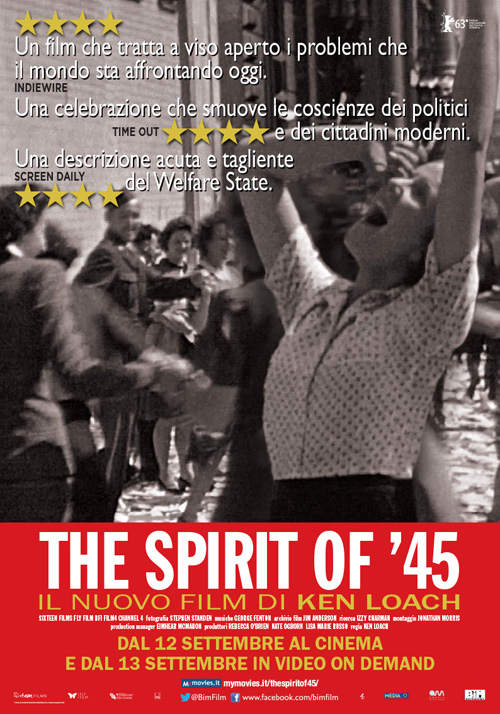 The Spirit of '45 film