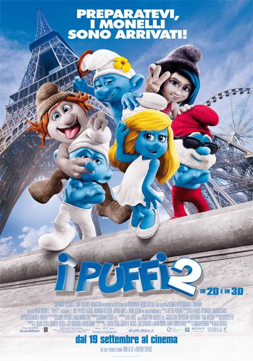 I Puffi 2 Film
