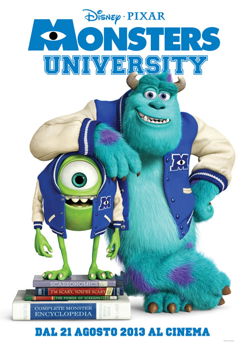 Monster University Film