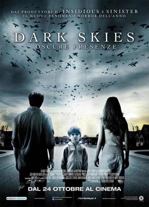 Oscure presenze film