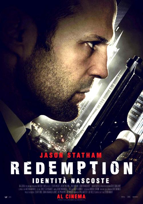Redemption - Identità Nascoste film