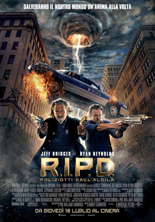 RIPD - Poliziotti dall'Aldilà film