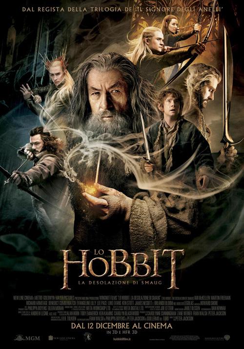 Lo Hobbit la Desolazione di Smaug film