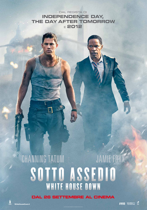 Sotto Assedio - White House Down film