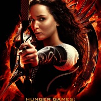 Locandina del film Hunger Games: la Ragazza di Fuoco