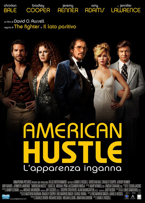 American Hustle film