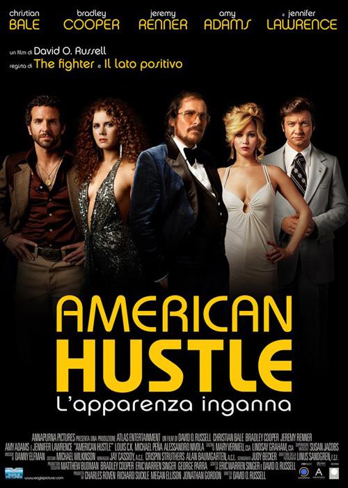 American Hustle film