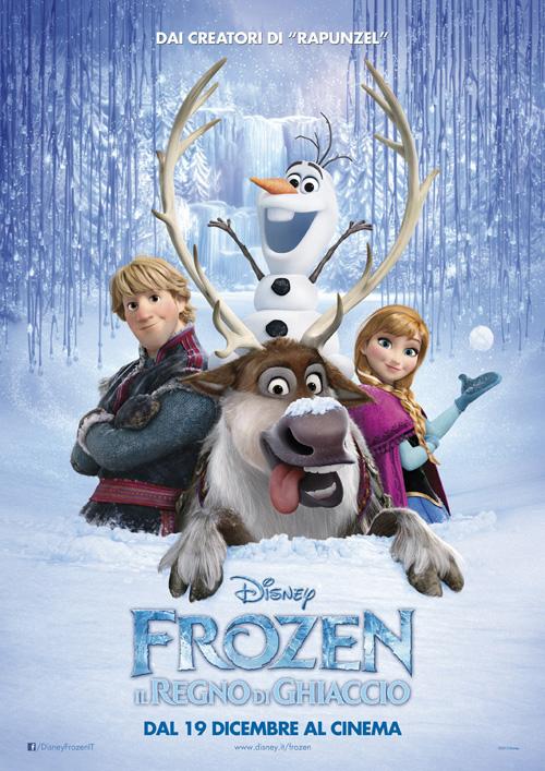 Frozen - Il Regno di Ghiaccio film