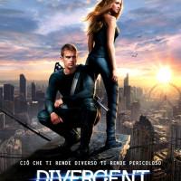 Divergent locandina film