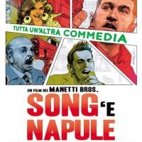 Locandina del film Song 'e Napule