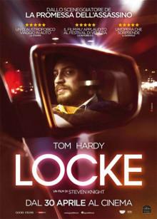 Locandina del film Locke
