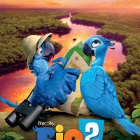 Locandina del film Rio 2