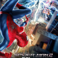 Locandina del film The Amazing Spider-Man 2