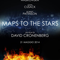 Locandina del film Maps To the Stars