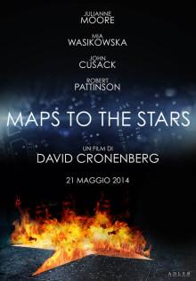 Locandina del film Maps To the Stars