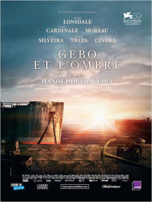 Locandina del film Gebo e l'Ombra