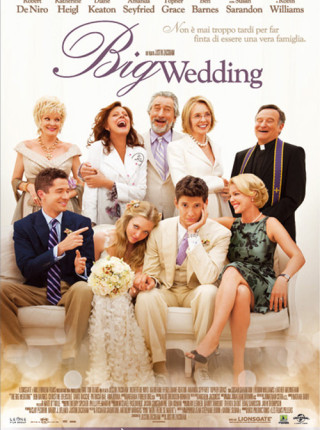 Locandina del film Big Wedding