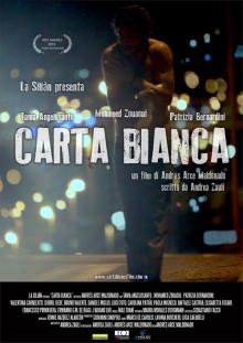 Locandina del film Carta Bianca