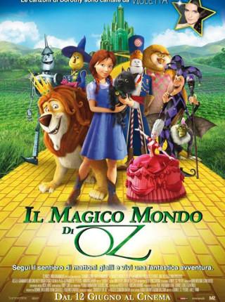 Locandina del film Il magico mondo di Oz