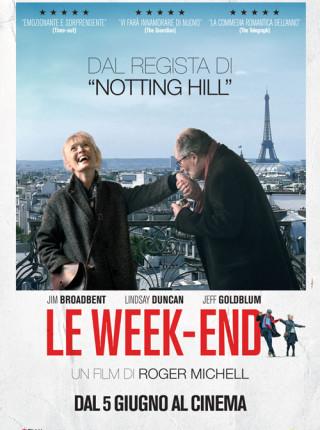 Locandina del film Le week-end