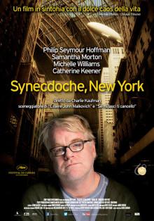 Loncandina del film Synecdoche New York